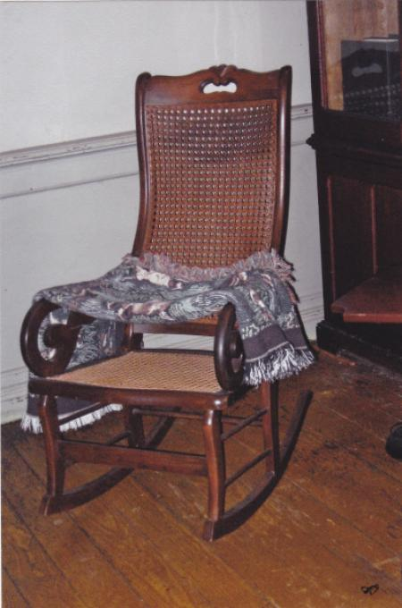 Gen. Mahone's Chair